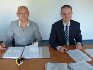 Pierwsze umowy na roboty budowlane podpisane!