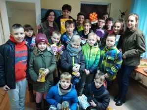 Wizyta uczniów ze Szkoły Podstawowej nr 1 w Kożuchowie
