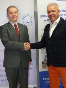 """Kolejne zadania w ramach projektu pn. """"Uporządkowanie gospodarki wodno – ściekowej w aglomeracji Kożuchów – ETAP II"""" mają swojego wykonawcę!"""