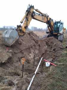 Uporządkowanie gospodarki wodno – ściekowej w aglomeracji Kożuchów – ETAP II