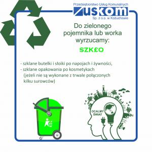 Segregacja odpadów, to Nasz obowiązek